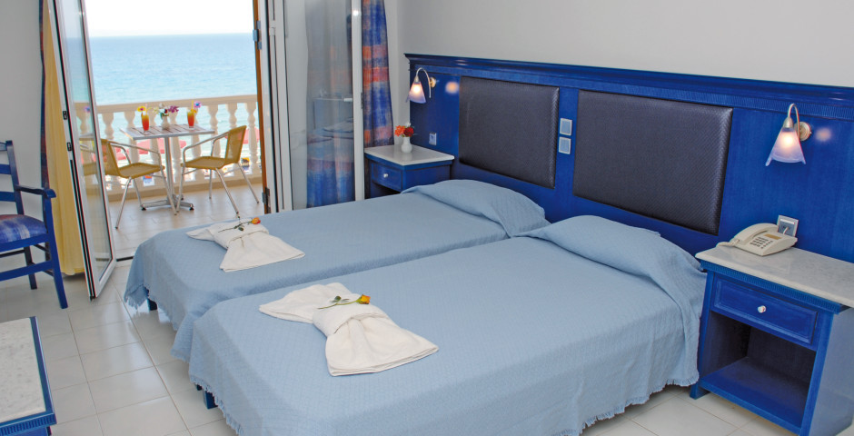 Chambre double vue mer - Tsamis Zante Hotel & Spa