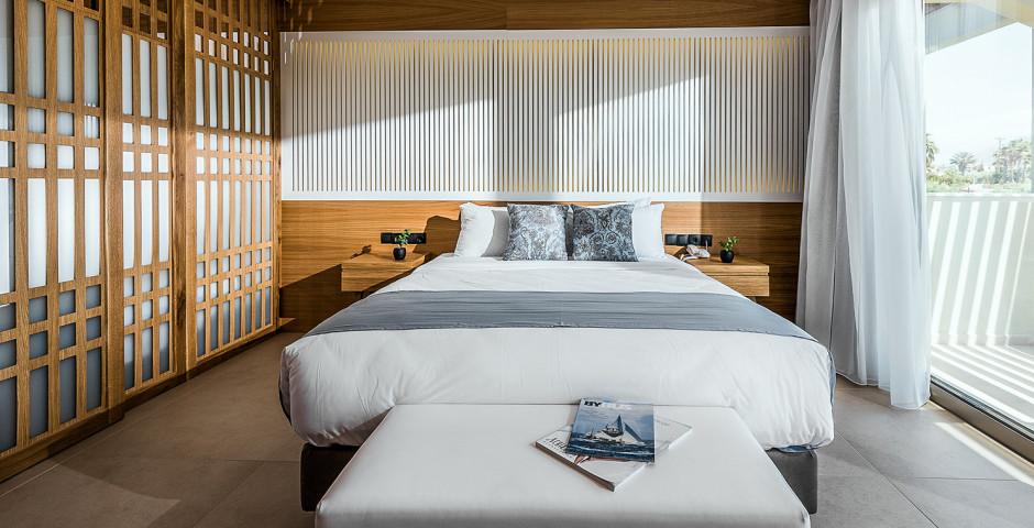 Familienzimmer mit separatem Schlafzimmer - Stella Palace Resort & Spa
