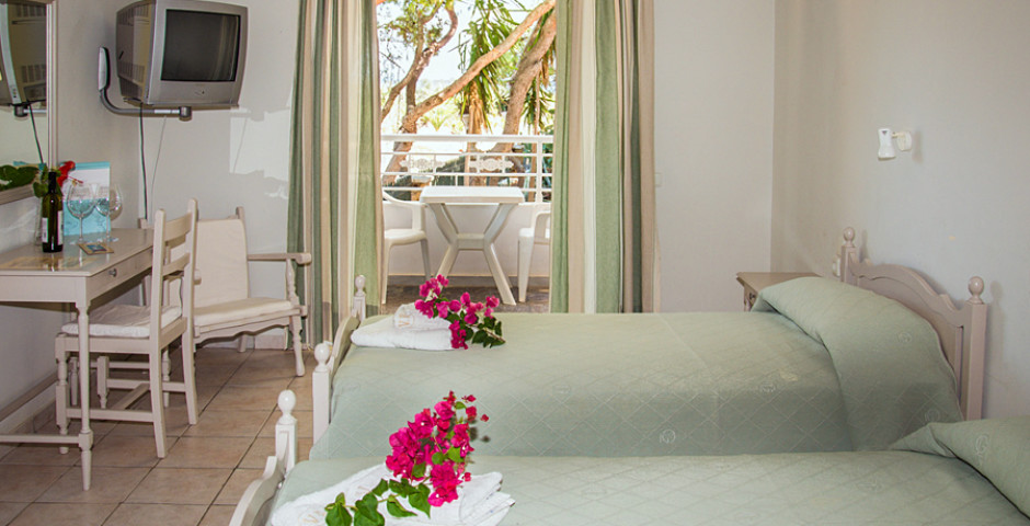 Studio - Vassilikos Beach Hotel