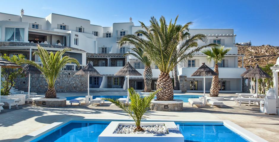 Palladium Boutique Hotel Mykonos Hotelplan