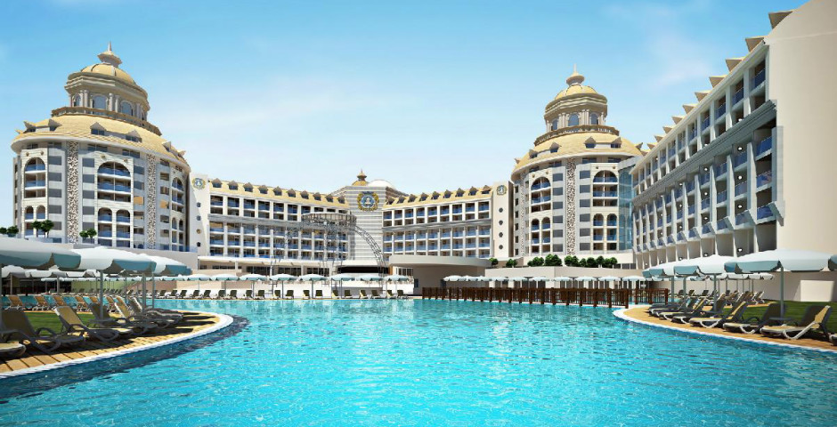 Delphin Be Resort Lara