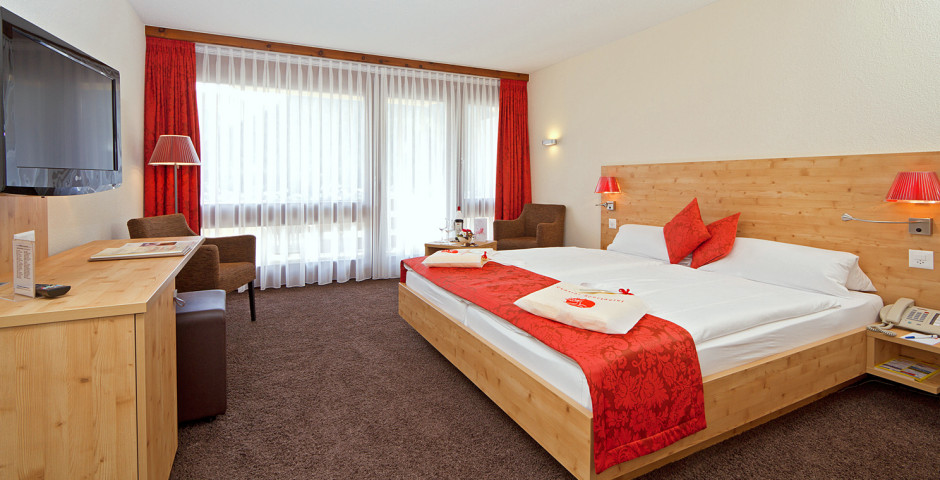 Doppelzimmer Bel-Etage Superior - Central Sporthotel - Skipauschale