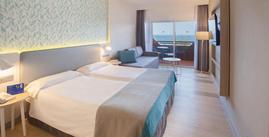 Doppelzimmer Deluxe - Abora Continental by Lopesan Hotels (ex. IFA Continental)