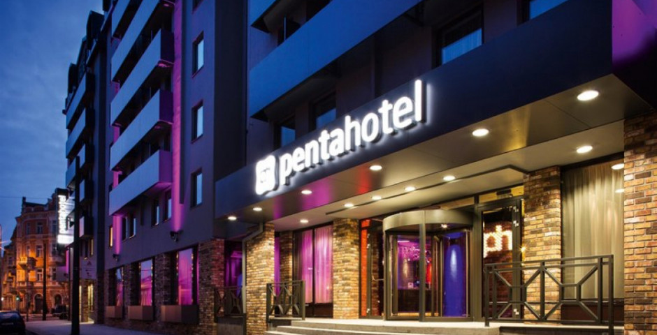 Pentahotel Prag