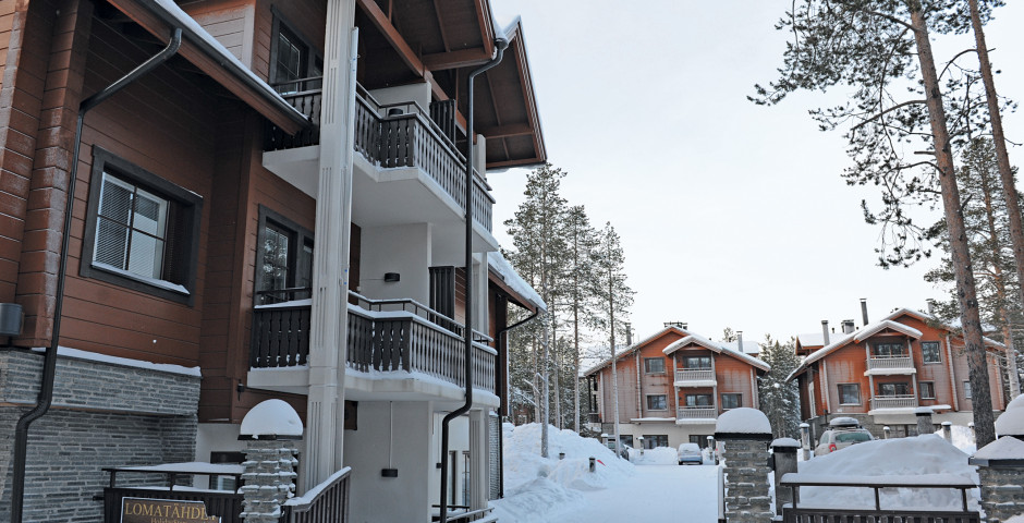 Appartement Holiday Star 2