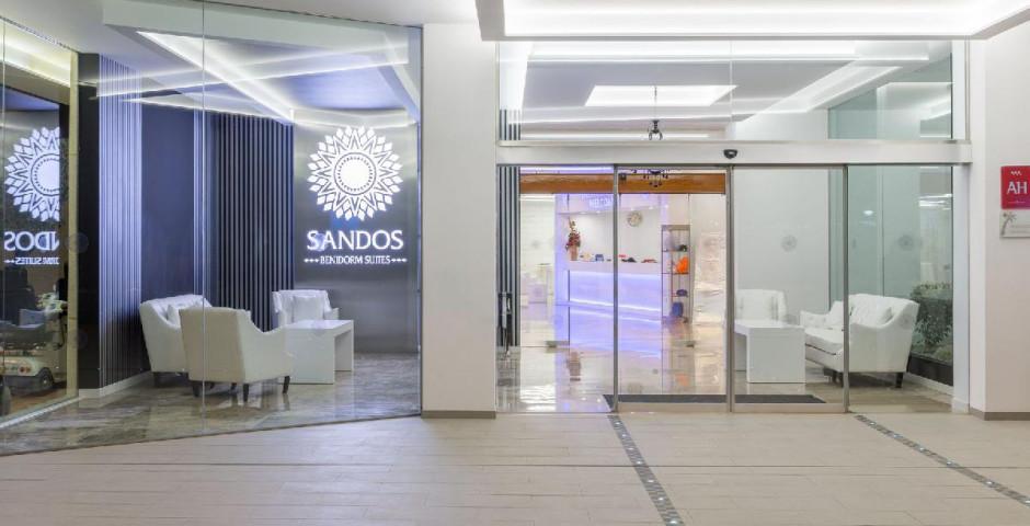 Sandos Benidorm Suites