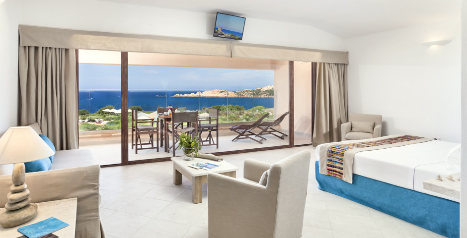 Junior Suite Executive - Hôtel Relax Torreruja Thalasso & SPA