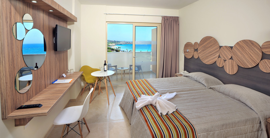 Doppelzimmer - Nelia Beach