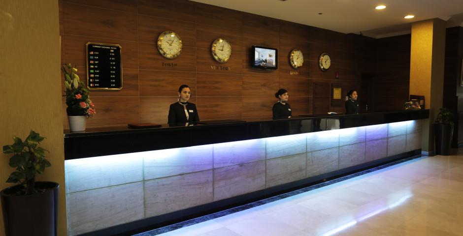Five Continents Cassells Al Barsha Hotel