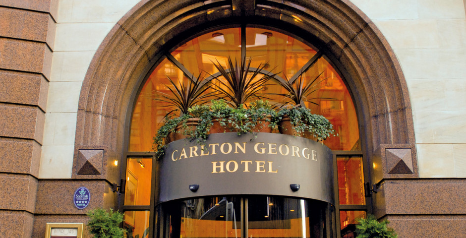 Carlton George
