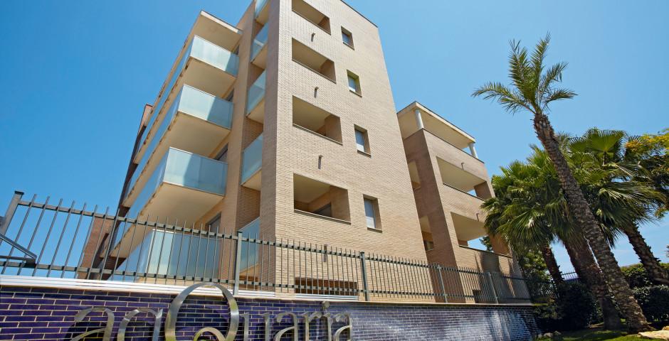 Appartements Ibersol Spa Aqquaria
