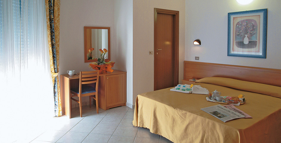 Chambre double - Club Hotel Angelini