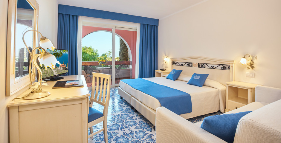 Doppelzimmer - Hotel del Golfo