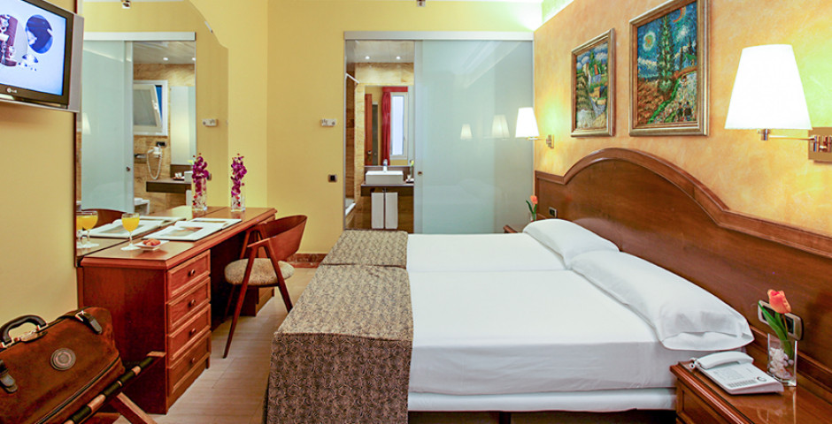 Doppelzimmer - Hotel Nouvel