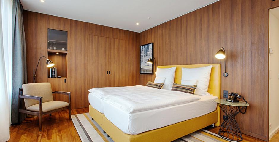 Premium Zimmer - AMERON Hotel Speicherstadt