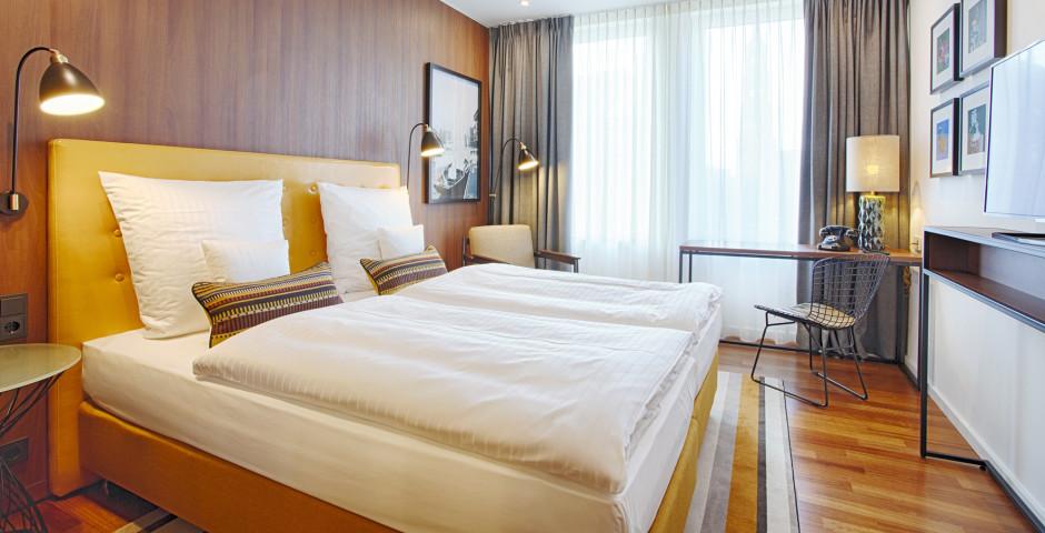 Standard Zimmer - AMERON Hotel Speicherstadt