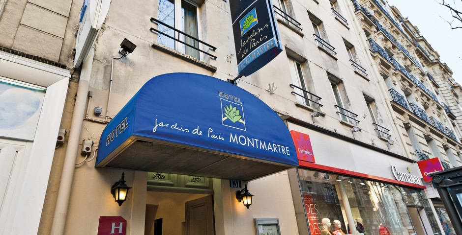Les Jardins de Montmartre
