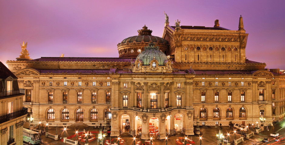 W Paris Opéra