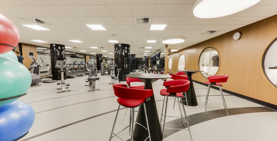Fitnesscenter - Fairmont The Queen Elizabeth