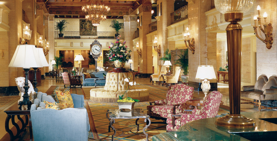 Lobby - Fairmont Royal York
