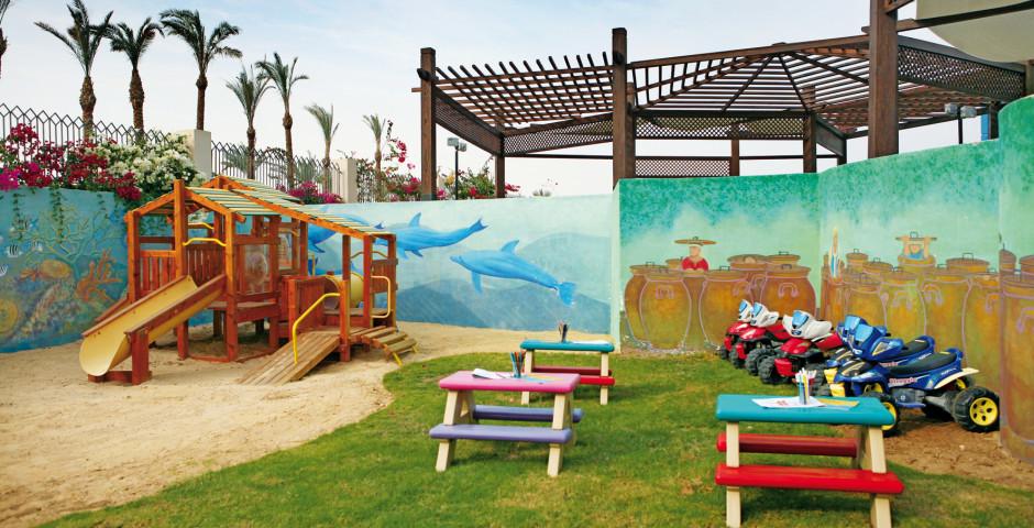 Siva Port Ghalib (ex. Crowne Plaza Oasis & Sands)