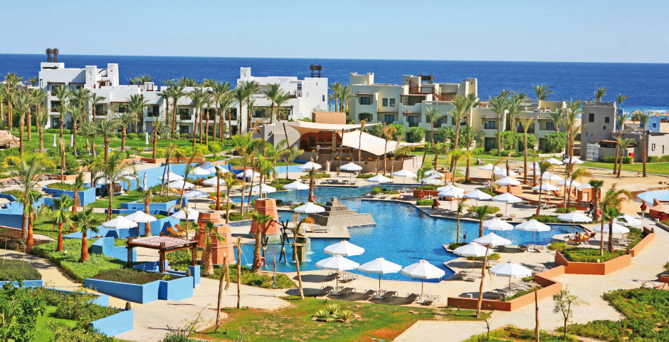 Siva Port Ghalib (ex. Crowne Plaza Oasis & Sands)