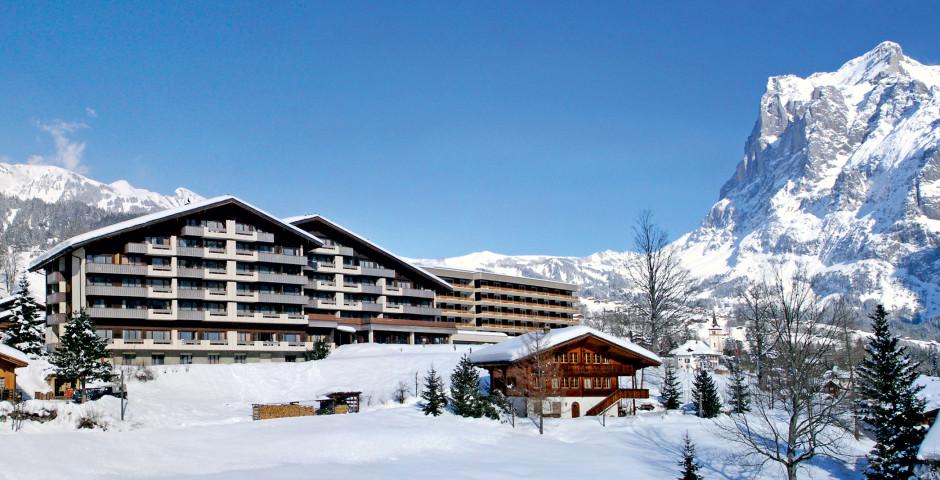 Sunstar Hotel Grindelwald - Skipauschale