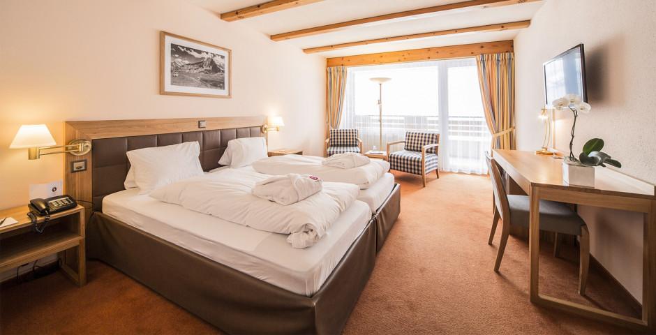 Doppelzimmer Eiger - Sunstar Hotel Grindelwald - Skipauschale