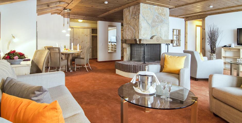 Eiger Suite - Sunstar Hotel Grindelwald - Skipauschale
