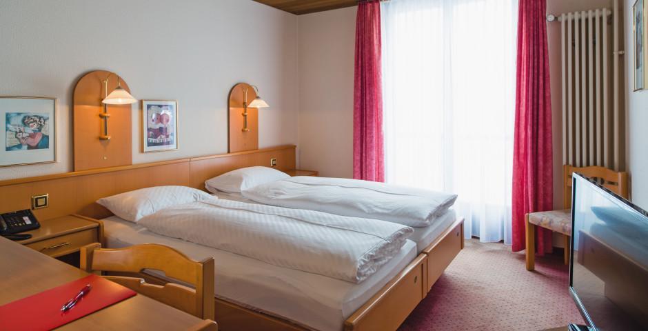 Doppelzimmer - Hotel Terrace (inkl. Skipass)