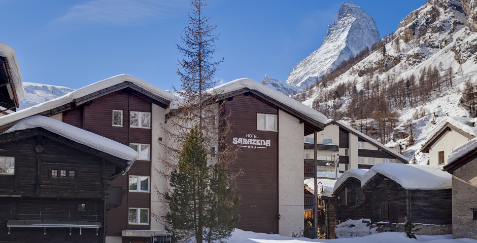 Hôtel Sarazena - Forfait ski