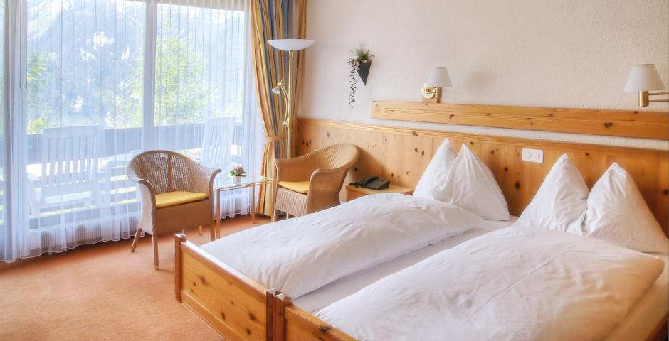 Doppelzimmer - Sunstar Hotel Wengen - Skipauschale