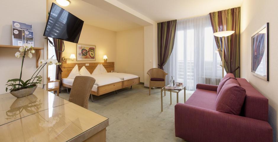 Familienzimmer Tal - Sunstar Hotel Wengen - Skipauschale
