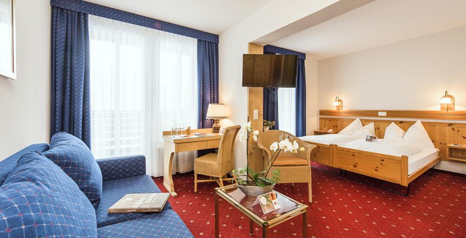 Familienzimmer - Sunstar Hotel Wengen - Skipauschale