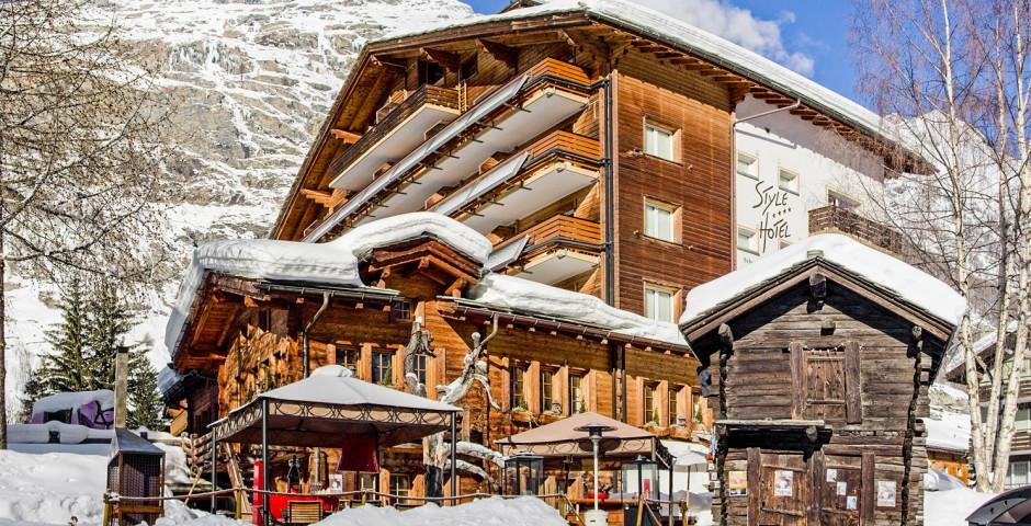 Sunstar Hotel Zermatt - forfait ski
