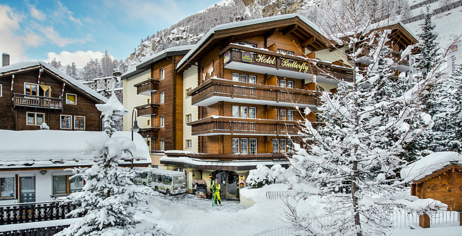 Best Western Hotel Butterfly - Skipauschale