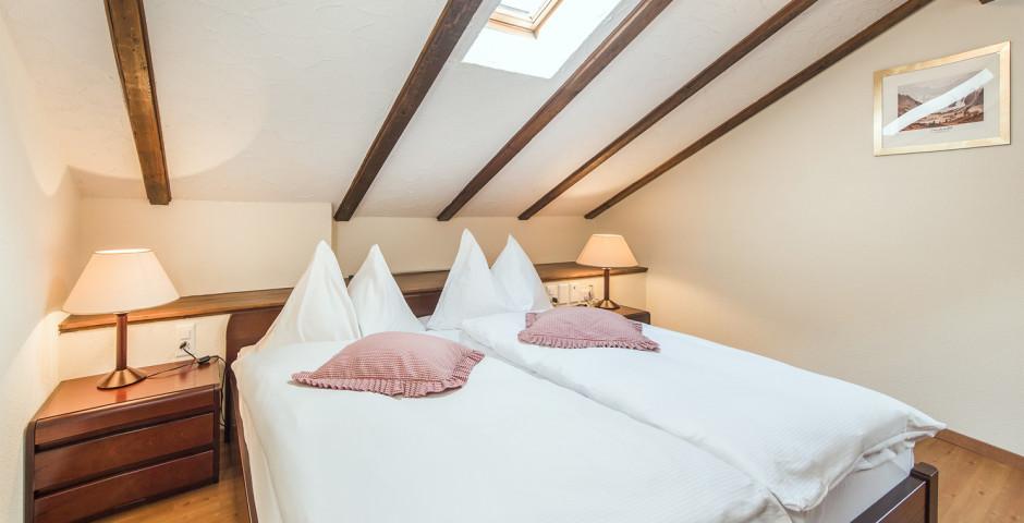Suite - Sunstar Hotel Saas-Fee - Skipauschale