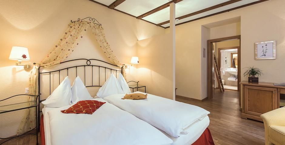 Familienzimmer - Sunstar Hotel Saas-Fee - Skipauschale