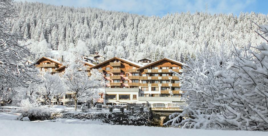 Silvretta Parkhotel - Skipauschale