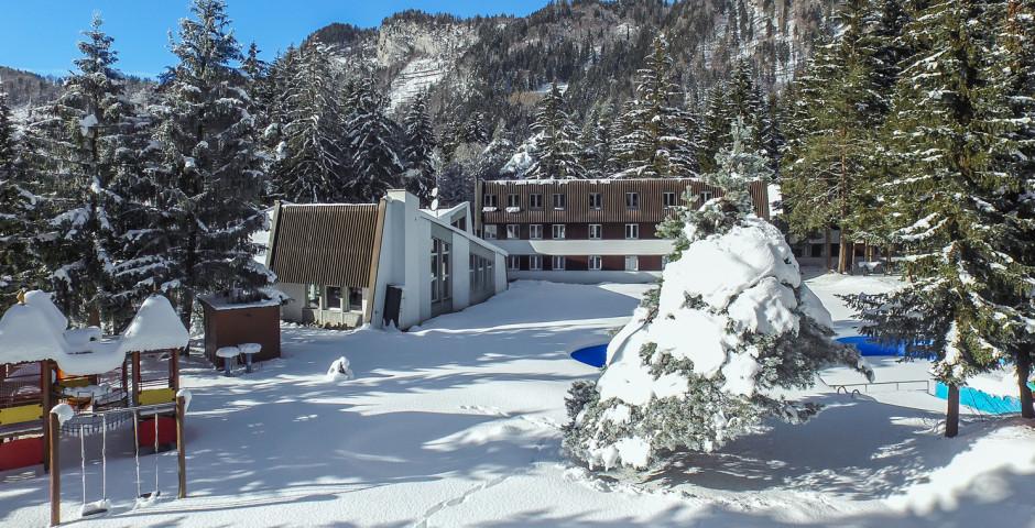Hotel Grüsch - Skipauschale