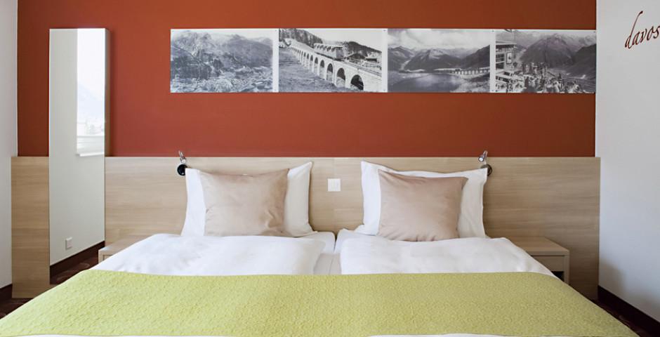 Doppelzimmer - Hotel Ochsen 2 - Skipauschale