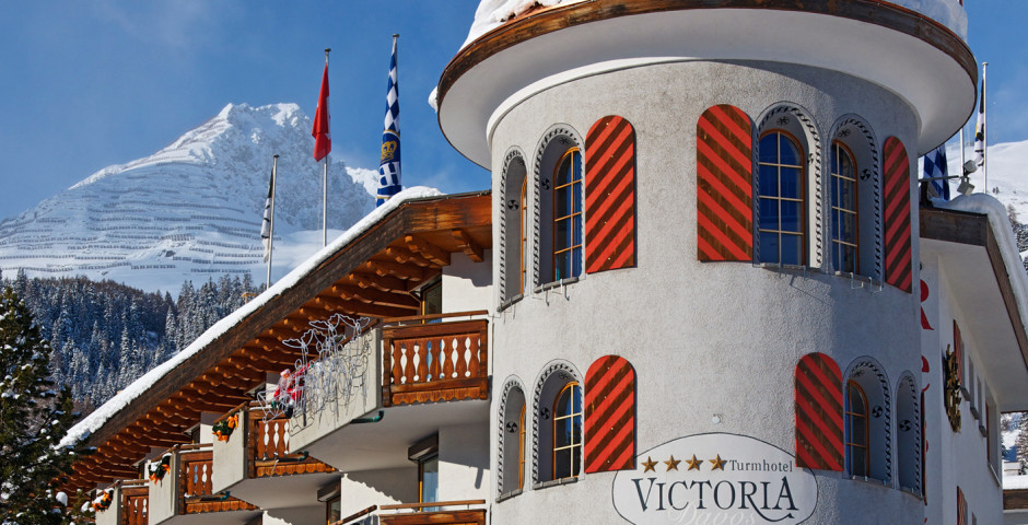Turmhotel Victoria - Skipauschale