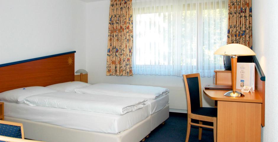 Doppelzimmer - Turmhotel Victoria - Skipauschale