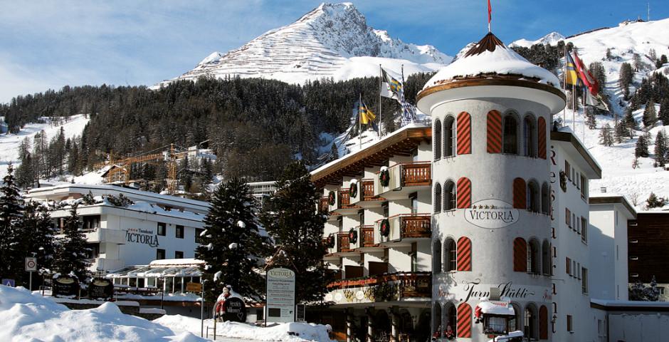 Turmhotel Victoria - Forfait ski