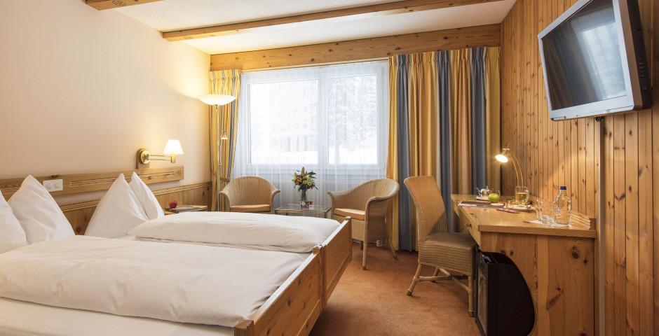 Doppelzimmer - Sunstar Hotel Davos - Skipauschale
