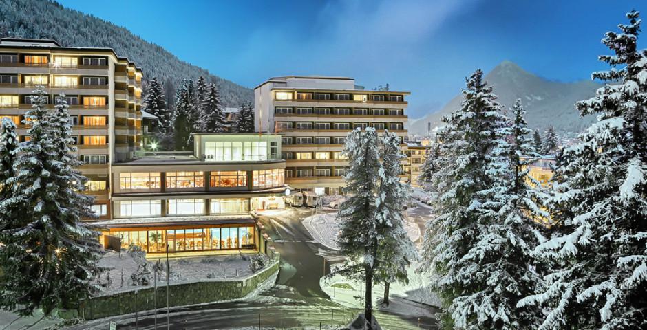 Sunstar Hotel Davos - Skipauschale