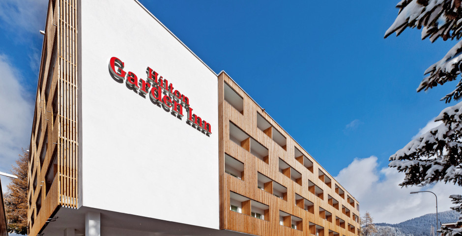 Hilton Garden Inn - Sommer inkl. Bergbahnen