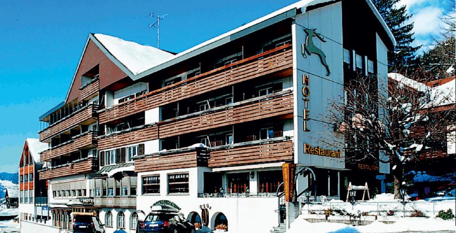 Hôtel Hirschen - Forfait ski