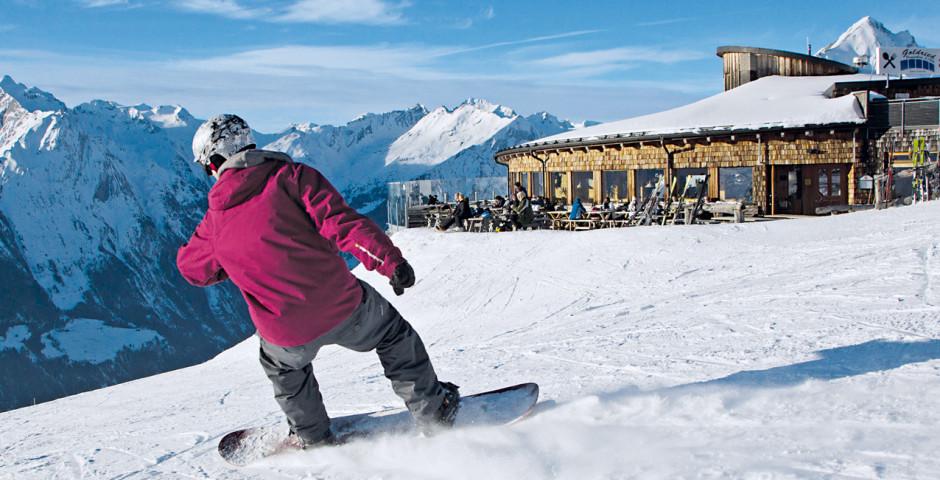Gradonna ****S Mountain Resort - Skipauschale