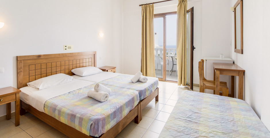 Chambre familiale - Horizon Beach Hotel